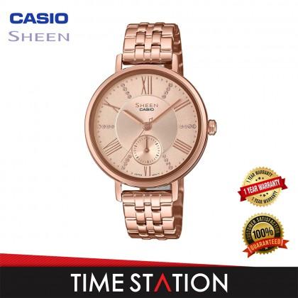 CASIO | SHEEN | MULTI HAND | SHE-3066PG-4A