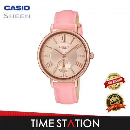 CASIO | SHEEN | MULTI HAND | SHE-3066PGL-4A