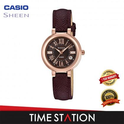 CASIO   SHEEN   MULTI HAND   SHE-4029PGL-5A
