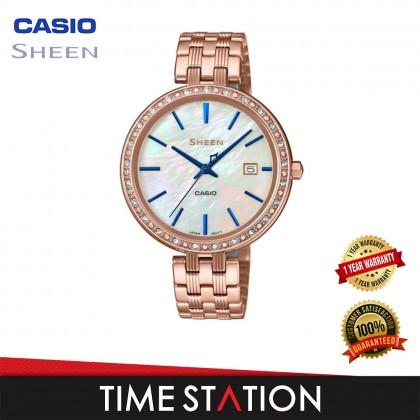 CASIO | SHEEN | MULTI HAND | SHE-4052PG-2A