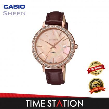 CASIO | SHEEN | MULTI HAND | SHE-4052PGL-4A