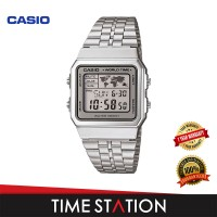 CASIO | VINTAGE | YOUTH | A500WA-7D